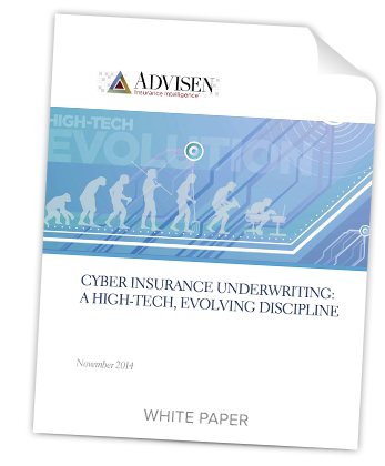 Download this whitepaper to learn how cyber insurance underwriting has evolved