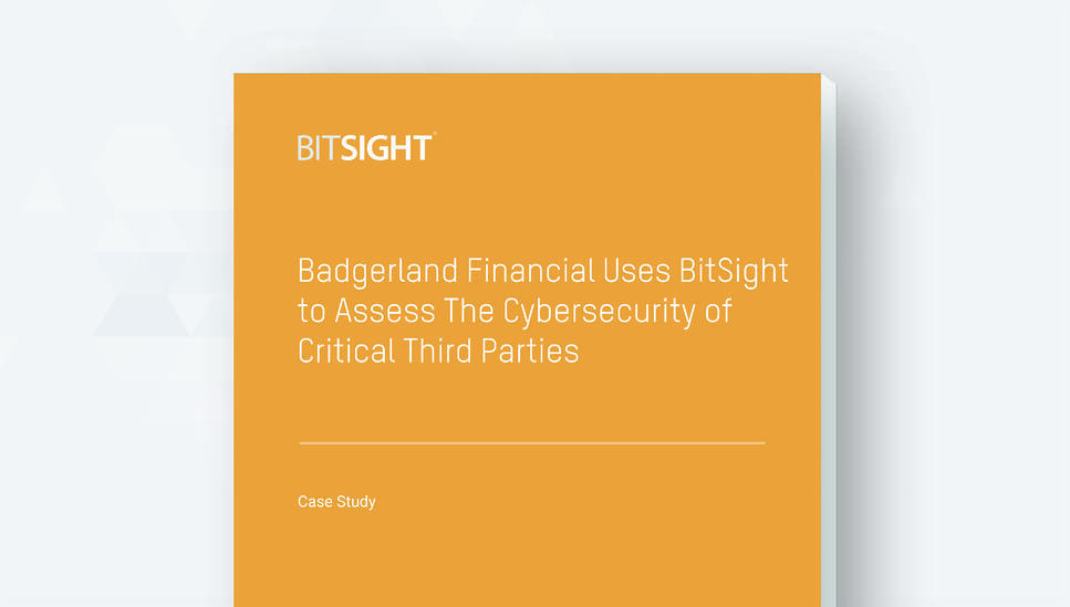 BitSight Badgerland Case Study