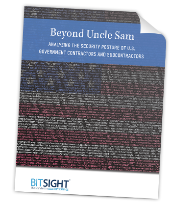 government cybersecurity report